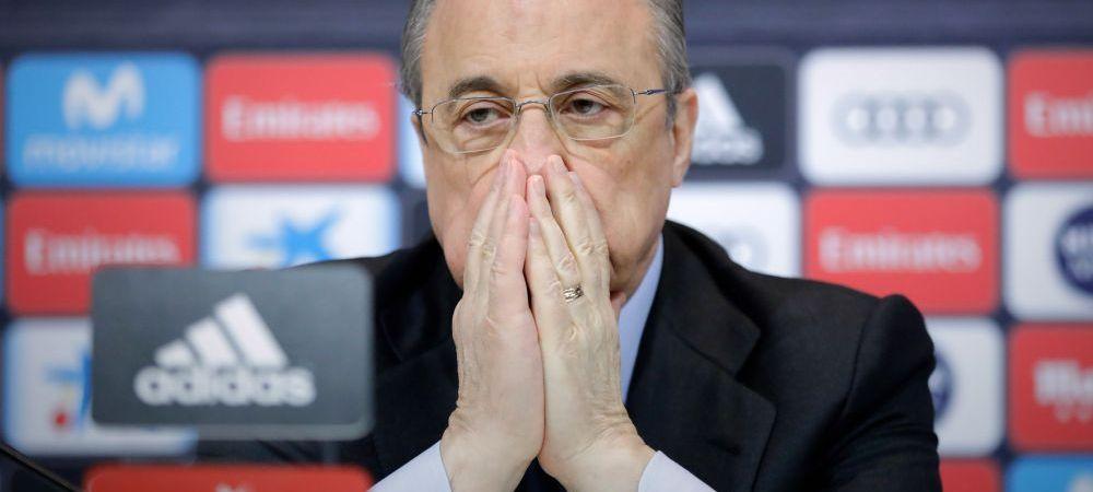 """Imaginea zilei! Ce facea Florentino Perez in timp ce Real suferea o noua infrangere soc in La Liga: """"Ciao, Antonio!"""" :)"""