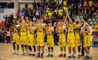 SCMU Craiova 74-71 CSU Sibiu, in Liga Nationala de Baschet. Sibienii, la prima infrangere in acest sezon, dupa doua victorii