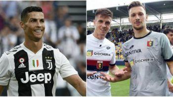 Prima reactie a lui Ionut Radu dupa intalnirea cu Ronaldo! Ce a spus dupa ce a incurcat-o pe Juventus la Torino