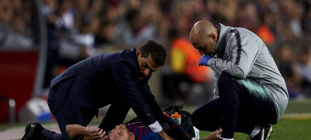 Accidentarea lui Messi e mai grava decat se anticipa! Tarziu in noapte, Barca a facut anuntul oficial: cat lipseste argentinianul