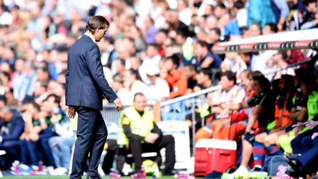 """""""O RUINA!"""" Real Madrid, facuta praf dupa esecul cu Levante: motivul pentru care Lopetegui nu a fost demis inca de ieri"""