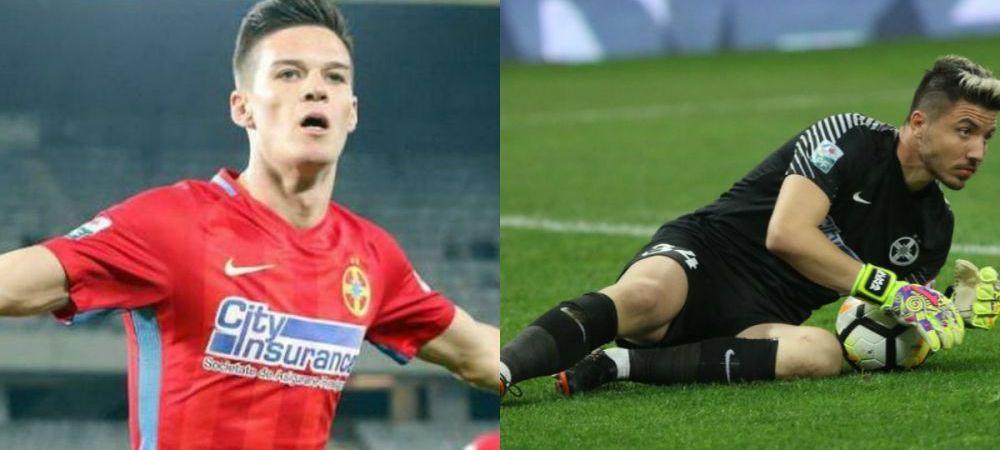 "CRAIOVA - FCSB 2-1 | ""Am avut jocul in mana, nu stiu ce s-a intamplat!"" Reactia stelistilor Man si Balgradean dupa infrangerea de la Craiova"