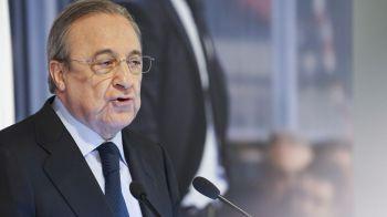 "PLANUL SECRET al lui Florentino Perez! Cine vine, de fapt, la Real Madrid: ""Solari e doar o solutie temporara"""
