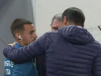 "CRAIOVA - FCSB 2-1   Dica si Argaseala l-au INCOLTIT pe Mitrita: ""Cand vii la Steaua?"" Reactia jucatorului"