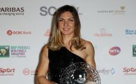 Simona Halep l-a caracterizat pe Cristiano Ronaldo! Interviu-fulger cu numarul 1 mondial: Ce ar fura de la una dintre adversarele sale