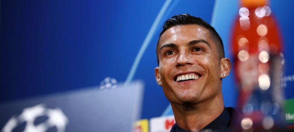"""""""Te gandesti la Balonul de Aur dupa inceputul de la Juve?"""" Raspunsul dat de Cristiano Ronaldo si ce a spus inaintea revenirii pe Old Trafford"""