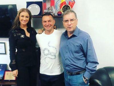 "Antrenor nou la FCSB 2: ""Felicitari, TATA!"" Prima decizie luata: i-a prelungit contractul fiului sau"