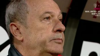 DINAMO - CALARASI | Imagini emotionante inaintea meciului: Mircea Rednic, in lacrimi pe banca | FOTO