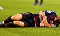 Chin MAXIM pentru Messi! Nu poate sa doarma si medicii nu stiu ce sa-i mai spuna. Detalii de ultima ora dupa accidentare