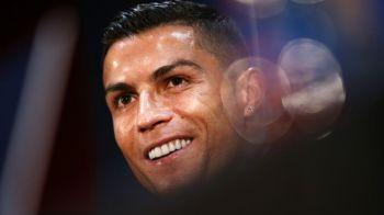 Cristiano Ronaldo, STRALUCITOR la conferinta de presa de la Manchester! Bijuteria de 2 milioane de euro purtata de portughez   FOTO