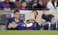 Primele imagini cu Lionel Messi dupa ce si-a rupt mana! Cum a fost surprins argentinianul | FOTO