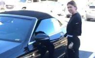 Masina noua primita de Simona Halep! De ce nu poate sa o conduca pe strazile din Romania. FOTO