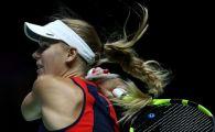 TURNEUL CAMPIOANELOR | Wozniacki, prima victorie in grupe la Singapore! CALCULE pentru calificare