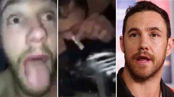 Sportiv cunoscut, filmat in timp ce PRIZA cocaina! Imaginile s-au viralizat rapid. VIDEO