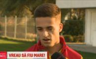 Romania a mai descoperit un star in Moldova! Seamana cu Coutinho, dar vrea sa ajunga ca Hazard