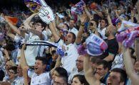 REAL MADRID - VIKTORIA PLZEN | Momentul pe care spaniolii nu l-au inteles! FOTO IREAL | Slogan anti-PSD la meciul Realului din Champions League: mesajul afisat de un roman