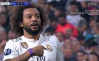 REAL MADRID - VIKTORIA PLZEN | Marcelo si-a anuntat viitorul imediat dupa ce a marcat cu Plzen! Gestul facut de brazilian in fata fanilor