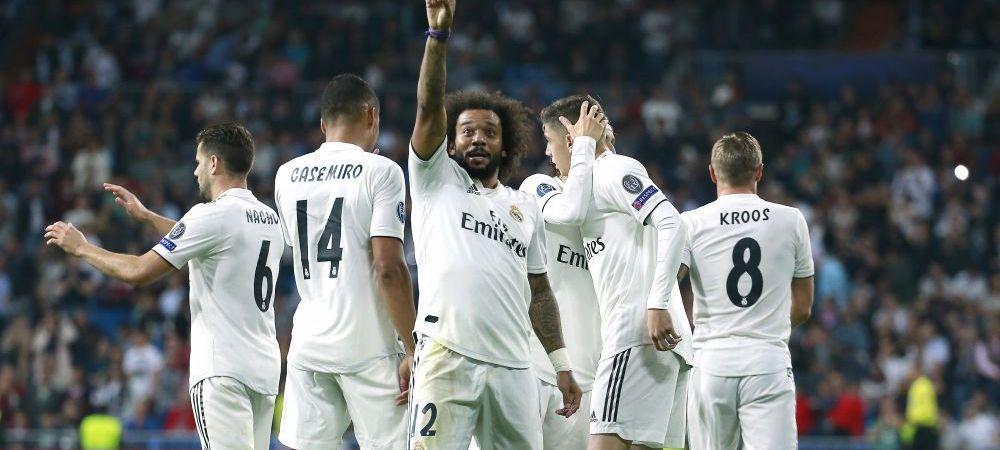"""Nu s-a mai putut abtine! ATAC VIOLENT al unui jucator de la Real: """"Incercati sa ne faceti rau! Sunteti invidiosi!"""" Descatusarea dupa victoria din Champions League"""