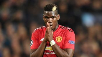 Paul Pogba a calcat din nou pe bec! Gestul francezului dupa infrangerea cu Juventus din Champions League nu-l va bucura pe Mourinho | FOTO