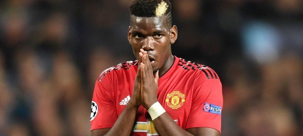Paul Pogba a calcat din nou pe bec! Gestul francezului dupa infrangerea cu Juventus din Champions League nu-l va bucura pe Mourinho   FOTO