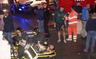 Bilantul victimelor, la metroul din Roma: 24 de suporteri TSKA Moscova au fost raniti! Imagini cumplite VIDEO