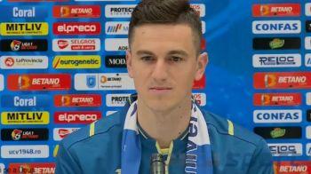 "Ce s-a ales de planul ""Gardos, inapoi la nationala"": Mangia l-a trimis la echipa a doua a Craiovei. Care este explicatia"