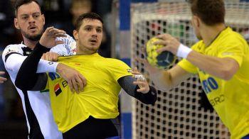 Romania, debut slab in preliminariile Euro 2020 la handbal masculin: Portugalia ne-a invins cu 21-13