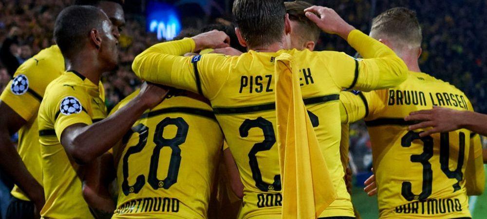 """""""Puterea fanului si inteligenta banului!"""" Ion Alexandru, dupa victoria istorica obtinuta de Borussia Dortmund, 4-0 cu Atletico Madrid"""