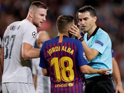 Verdictul lui Craciunescu dupa arbitrajul lui Hategan, de la Barcelona - Inter Milano