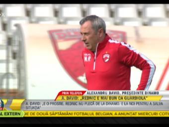 """Au luat-o pe urmele lui Becali :) """"Mircea Rednic este un antrenor mai bun decat Guardiola!"""""""