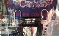 Au scos Cupa Campionilor in parc! Unde pot sa vada azi toti fanii cel mai mare trofeu al Romaniei in fotbal
