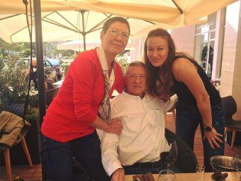 Cum arata acum fiica lui Mircea Sandu! Raluca are patru copii, e maritata cu un milionar si si-a deschis restaurant la Monte Carlo. FOTO