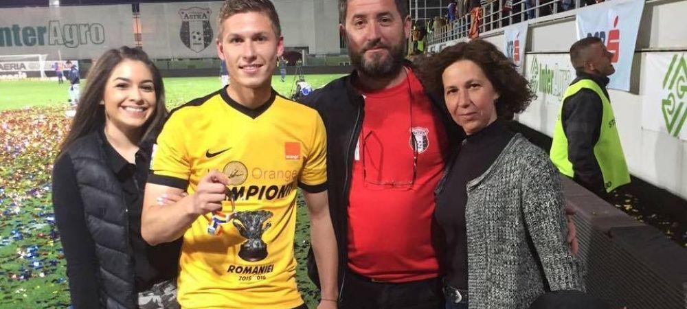 A fost campion cu Steaua si Becali visa ca-l vinde cu 20 de milioane!!! Povestea fantastica a jucatorului ajuns acum student la Teologie
