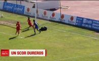 VIDEO | Cel mai penibil gol vazut vreodata! Scorul final a fost 20-0