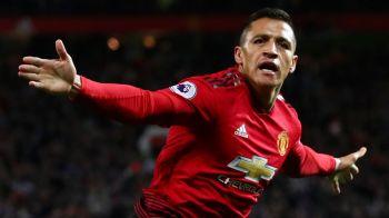 """S-a saturat si vrea sa plece! Englezii anunta ca Alexis Sanchez ii spune """"la revedere"""" lui United dupa mai putin de un an si merge la PSG"""
