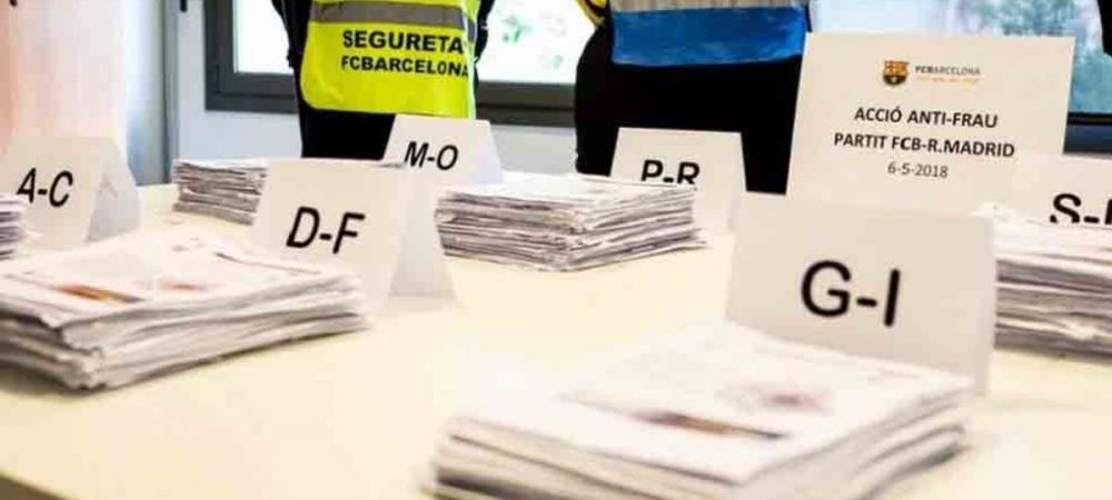 SCANDAL URIAS inainte de Barcelona - Real! Ancheta de proportii a politiei: 10 persoane arestate pana acum, urmeaza si alte retineri