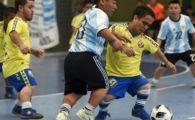 In Argentina are loc prima editie a Copa America pentru pitici! Mesajul transmis de Messi