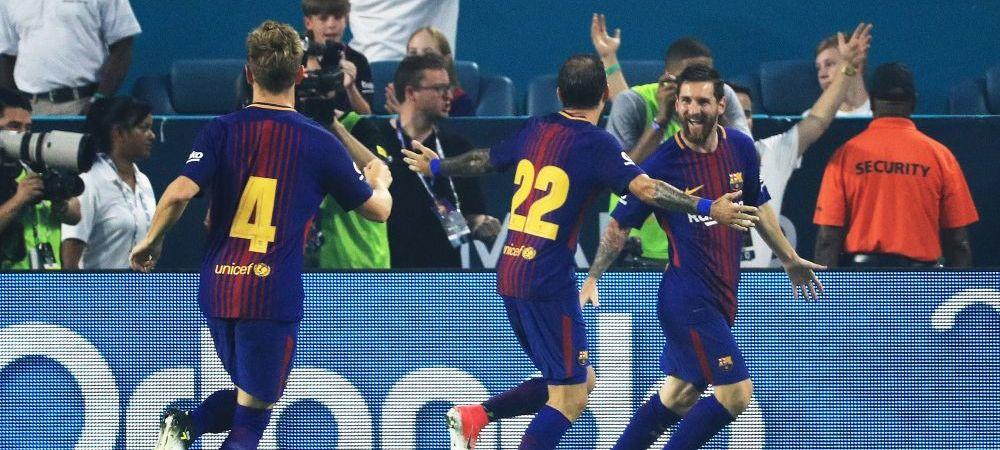 Revolutia INTERZISA: FIFA a luat decizia finala! Unde se va disputa partida de campionat pe care Barcelona ar fi trebuit s-o joace in SUA