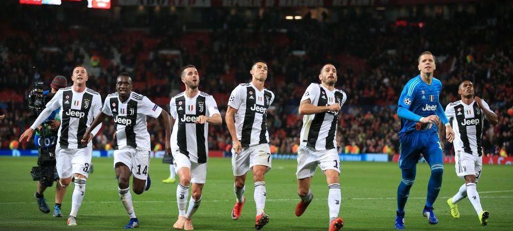 Juventus pregateste TRANSFERUL IERNII! Campionul mondial vizat de italieni