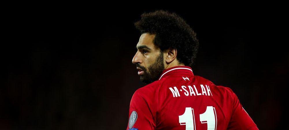 """Mohamed Salah ar putea ajunge la Real Madrid: """"Nu e fericit la Liverpool"""" Scenariu BOMBA pentru fotbalist"""