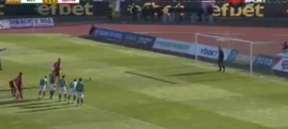 BLESTEMUL lui Moti a lovit din nou! PASA la portar din penalty! INCREDIBIL: poate cel mai STUPID 11 metri de anul asta