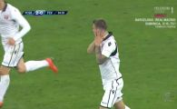 "FCSB 2-1 VOLUNTARI | GURA, FCSB!!! ""Ma injurau, m-au injurat si-acum, trebuia sa le raspund si eu cumva!"" Explicatiile gestului facut de Tudorie dupa ce a dat gol"