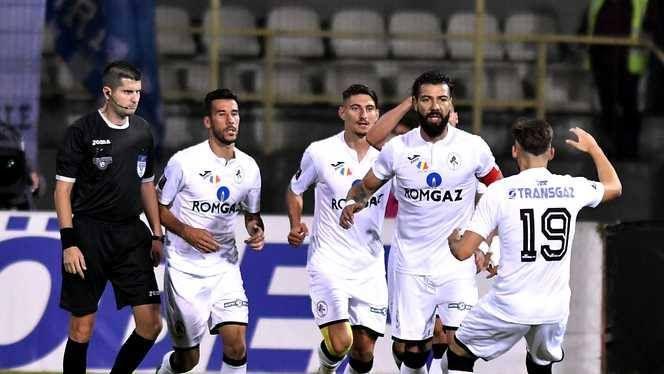 Ultima etapa a turului de campionat: Dunarea Calarasi 0-0 Gaz Metan | Sepsi - CFR Cluj e la 21:00