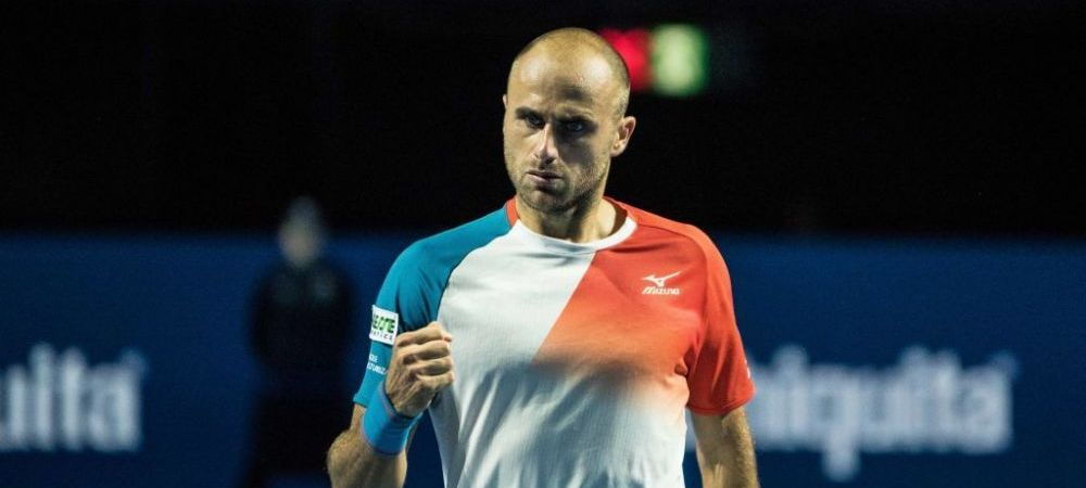 COPIL - FEDERER 6-7 4-6 | Copil a luptat FANTASTIC si l-a condus pe Federer in ambele seturi, dar a pierdut finala de la Basel