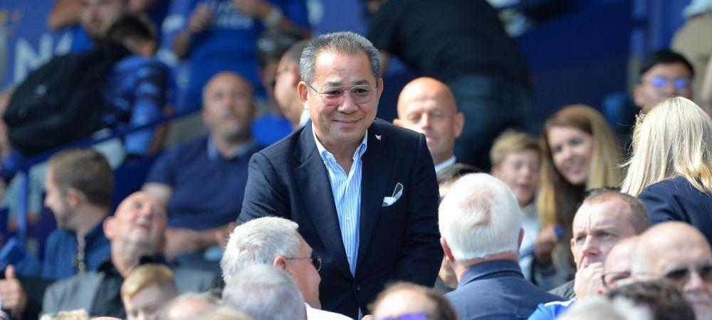 Cine este patronul lui Leicester. El si-ar fi pierdut viata in accidentul de elicopter de langa stadionul King Power! Averea uriasa a acestuia