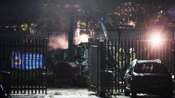 Marturii SOCANTE dupa accidentul de elicopter: Oameni in lacrimi si o minge uriasa de foc! Scene de GROAZA: Cum s-a petrecut totul