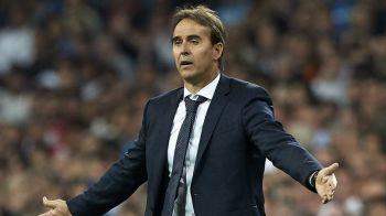 BARCELONA - REAL MADRID | Lopetegui, ACID inainte de El Clasico! Ce spune antrenorul Realului despre demitere: Le-a dat peste nas