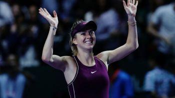 Elina Svitolina este noua campioana de la Turneul Campioanelor! Victorie in trei seturi in fata lui Stephens