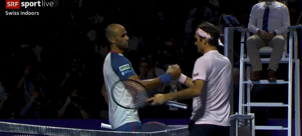 """A ridicat sala in picioare de 3 ori! """"E al doilea discurs pe care-l tin vreodata, sper sa nu ma fac de ras!"""" Mesajul GENIAL al lui Copil dupa finala cu Federer"""