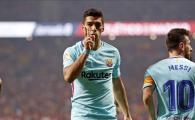 Barcelona 5-1 Real Madrid | Moment ISTORIC in El Clasico: prima oara cand arbitrul ia o decizie dupa consultarea VAR. A dat penalty pentru Barcelona
